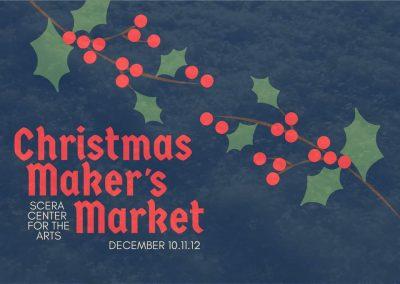 SCERA Christmas Maker's Market
