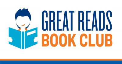 Great Reads Book Club- VIRTUAL
