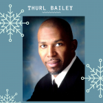 Thurl Bailey Holidays at Home a Virtual Christmas concert in Tooele