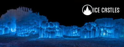 Midway Ice Castles 2021