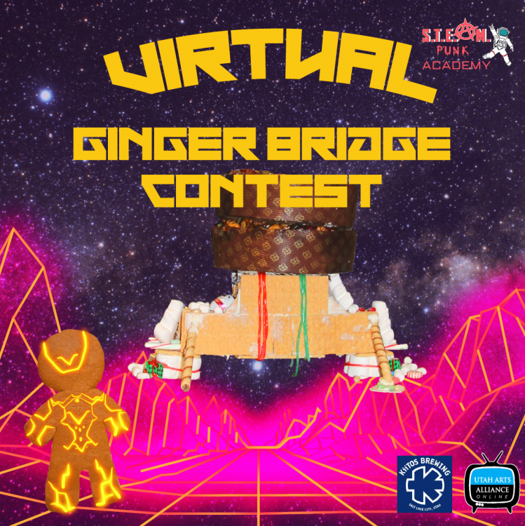 S.T.E.A.M.punk Academy presents the Virtual Ginger...