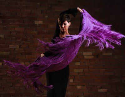Flamenco Class - Castanets; Shawls; Fans