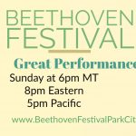 Beethoven Festival Online