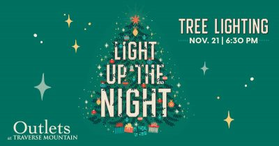 Light Up The Night Tree Lighting Event- VIRTUAL