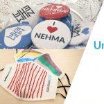 "Community Art Day: Button, Button + ""Unmasking Creativity"""