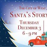 Santa's Storybook Drive 2020