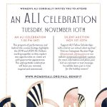 2020 Virtual Fall Benefit: An ALI Celebration