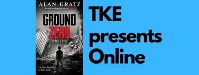 TKE presents ONLINE | Alan Gratz | Ground Zero
