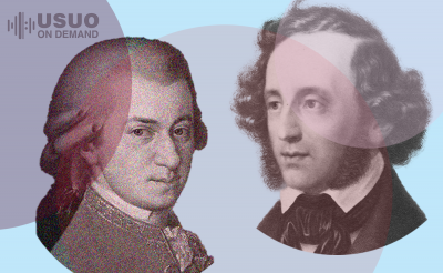 USUO: On Demand – Mozart & Mendelssohn Strin...