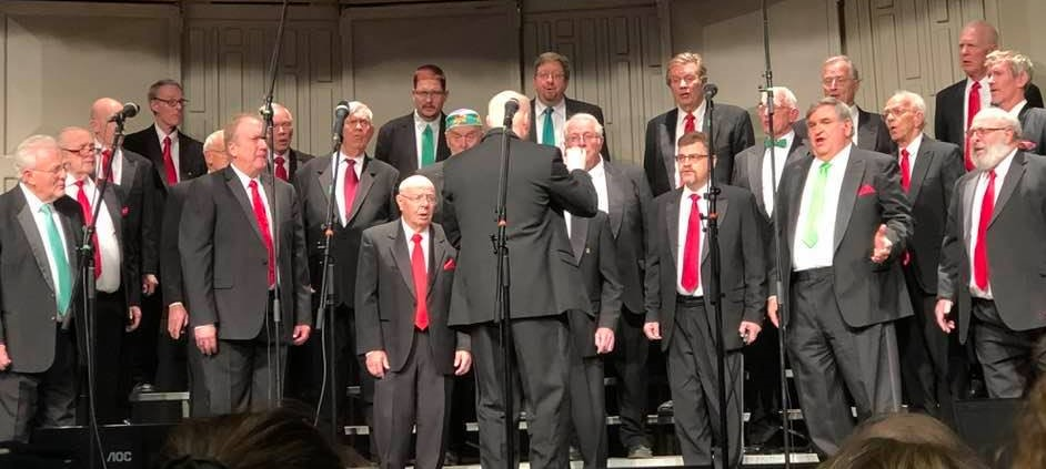 Beehive Statesmen Holiday Concert: The Comfort of ...
