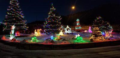 Kanab's Christmas Vacation Tour of Lights 2020