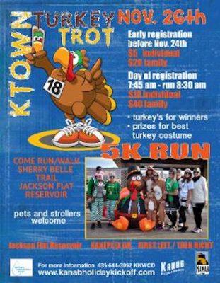K-Town Turkey Trot 2020