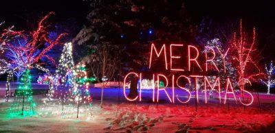 Mapleton City's Tree Lighting, Wreath & Chri...