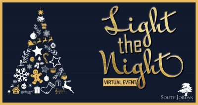 South Jordan's Virtual Light the Night