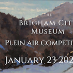 Utah Plein Air Competition: It's Stamping Time!