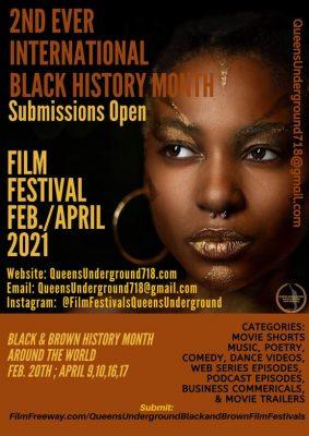 QUEENS UNDERGROUND INTERNATIONAL FILM FESTIVALS