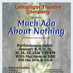Much Ado About Nothing: A Shakespearean play with music