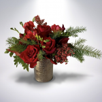Live Streaming Video Workshop HOLIDAY FLORAL DESIGN  with Pamela Olson of Native Flower Co.