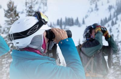 2020-21 Birding on Skis