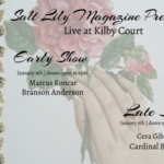 Live At Kilby Court EARLY SHOW