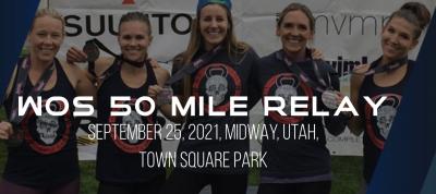Women of Steel 50 Mile Relay