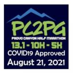 Provo Canyon Half Marathon - PC2PG