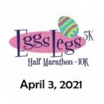 Eggs Legs Half Marathon