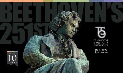 Beethoven At 251