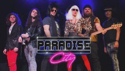 Paradise City 80's Band