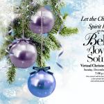 Let the Christmas Spirit Ring: Bells of Joyful Sound 2020 Christmas Concert