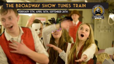 Broadway Show Tunes Train 2021