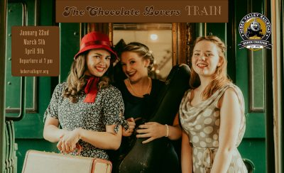 Chocolate Lovers Train 2021