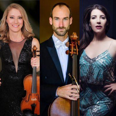 Intermezzo - De Falla, Piazzolla, Schubert - Live stream