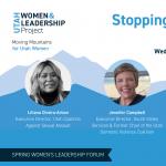Stopping Violence Against Utah Girls & Women
