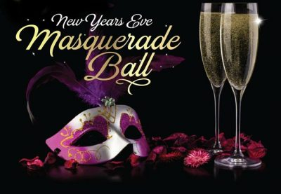 Big Easy New Years Eve Masquerade Ball