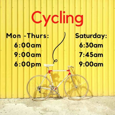 Weekday Cycling Classes