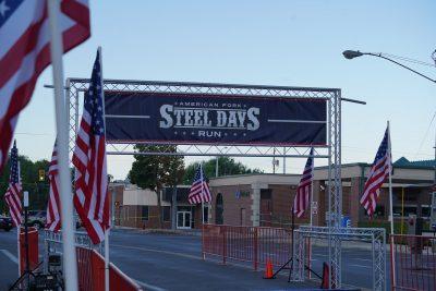 2021 American Fork Steel Days 10K, 5K, Kid's Run