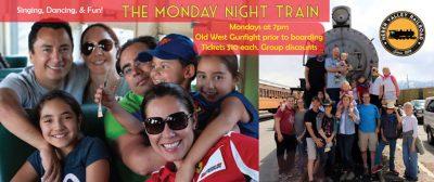 Monday Night Train 2021