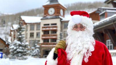 Meet and Greet with Santa at Solitude