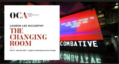 The Changing Room – Lauren Lee McCarthy