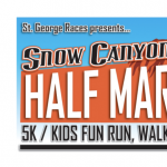 Snow Canyon Half Marathon