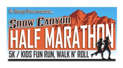Snow Canyon Half Marathon