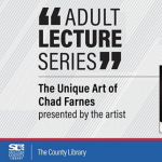 Virtual Adult Lecture: The Unique Art of Chad Farnes