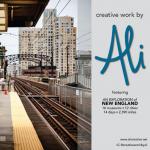 Solo Art Exhibition featuring Alicia Lockwood