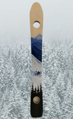 Shot Skis at The Spur - 21+