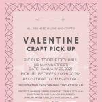 Valentine Craft Pick Up