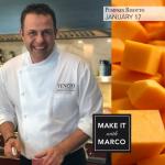 Make It With Marco: Pumpkin Risotto
