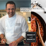 Make It With Marco: Bigoli with Wine Meat Sauce