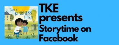 Facebook Live Storytime with Jennifer Adams | I Am a Kindness Hero