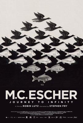 M.C. Escher - Journey to Infinity (Virtual Cinema)...